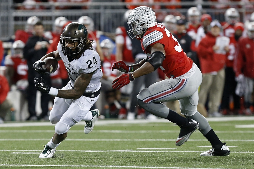 Michigan State Football: Report card for win over Ohio ...