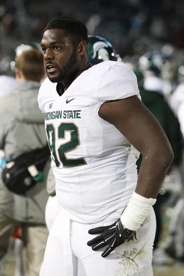 2016 NFL Combine Preview: Michigan State DT Joel Heath