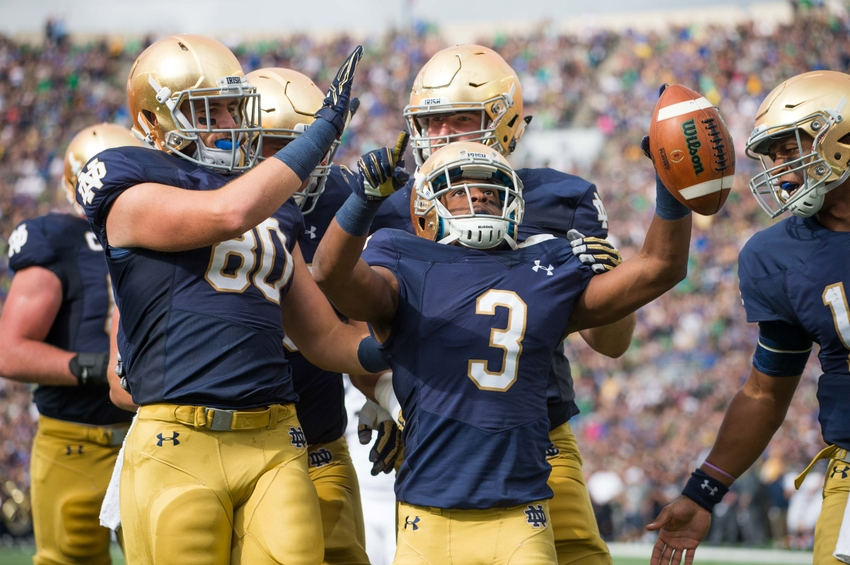 72 Best Notre Dame Football: Michigan State Football: 5 Bold Predictions For September