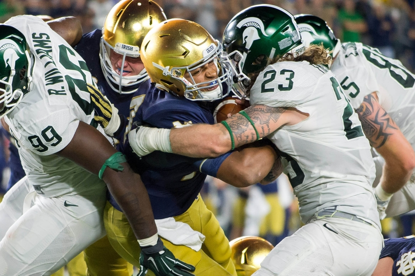 Michigan State vs Wisconsin: 5 reasons Spartans will win ...