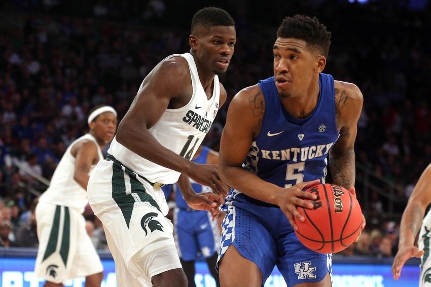 Uk Basketball: Michigan State Basketball: Report Card For Kentucky Loss