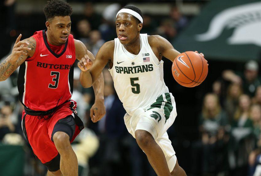 Michigan State Basketball Uniform