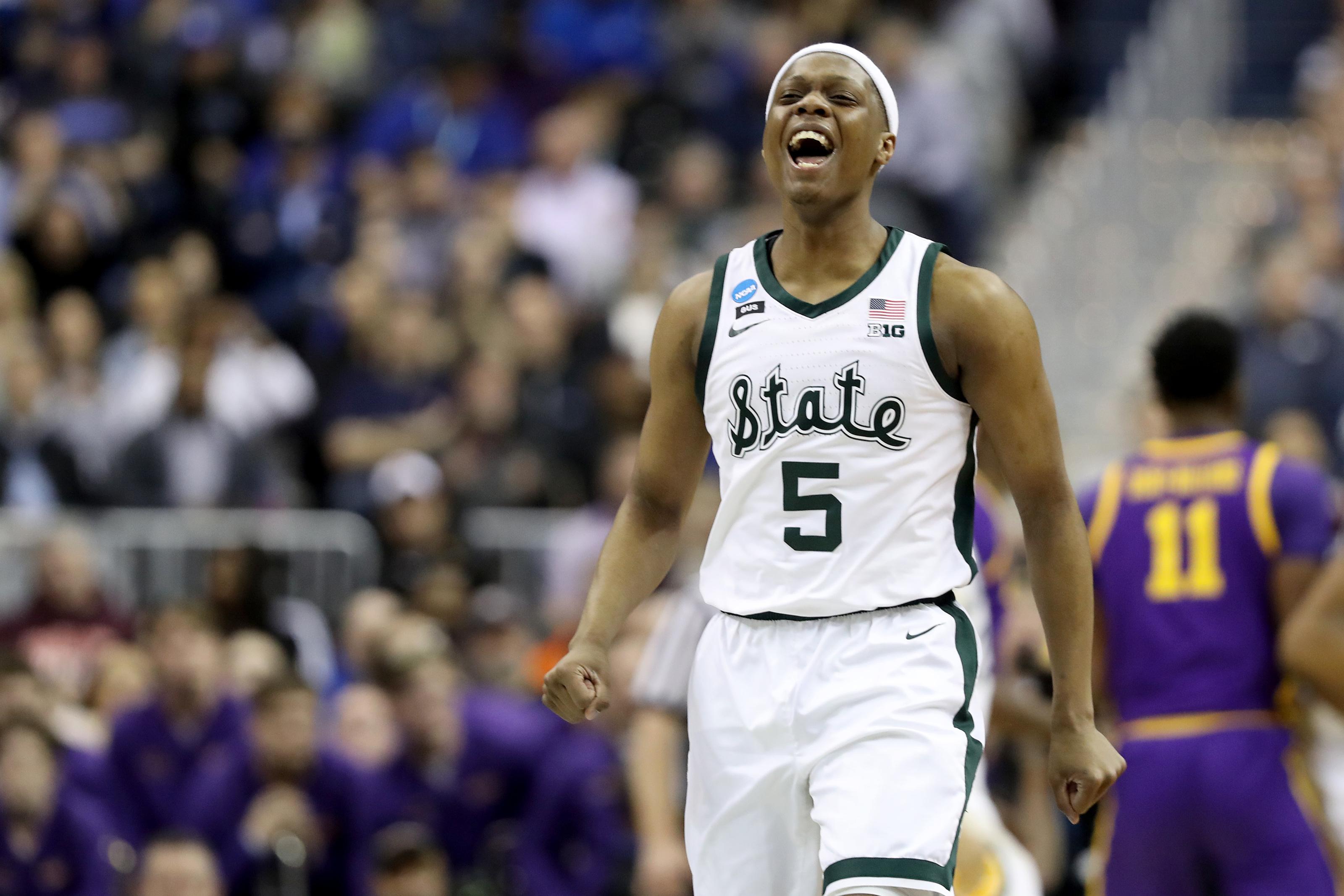 Michigan State basketball Mount Rushmore may soon add Cassius Winston