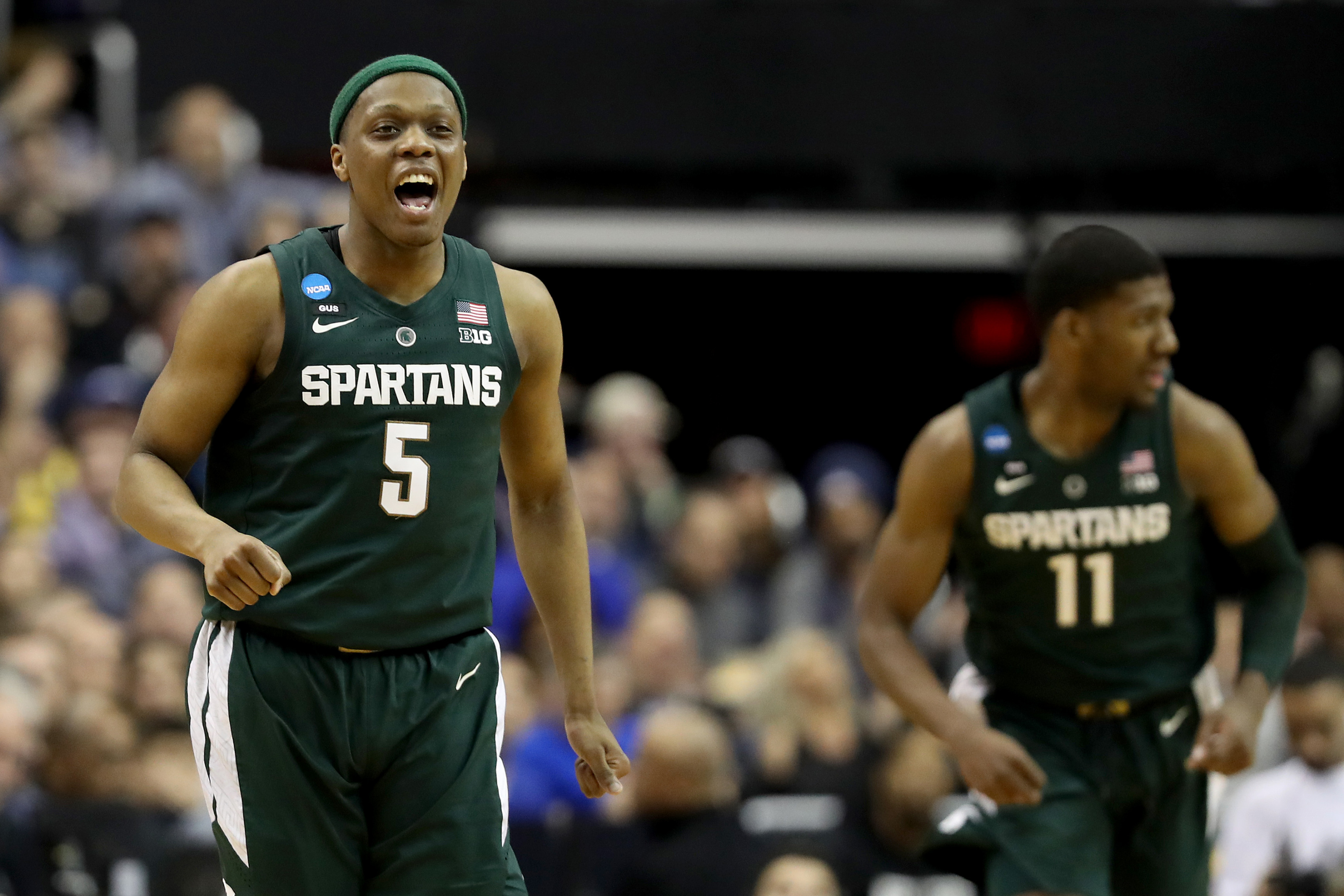 Michigan State Basketball: Cassius Winston named first-team All ...