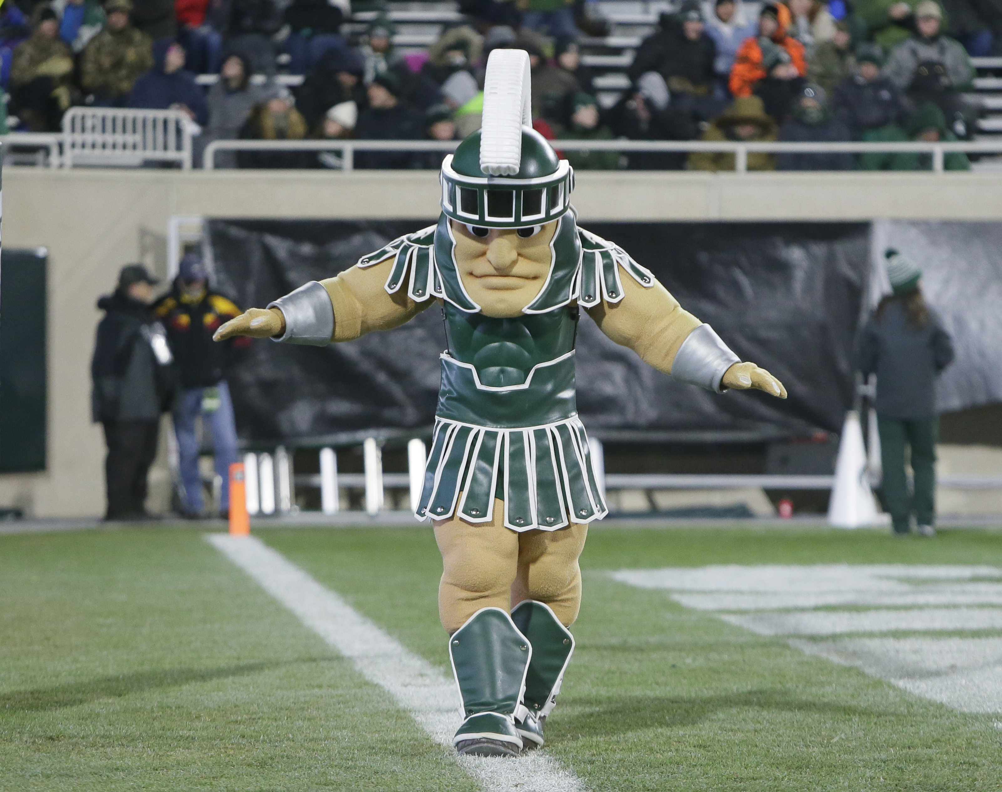 Michigan State Football: What are chances to land 4-star S Jaylen Reed?