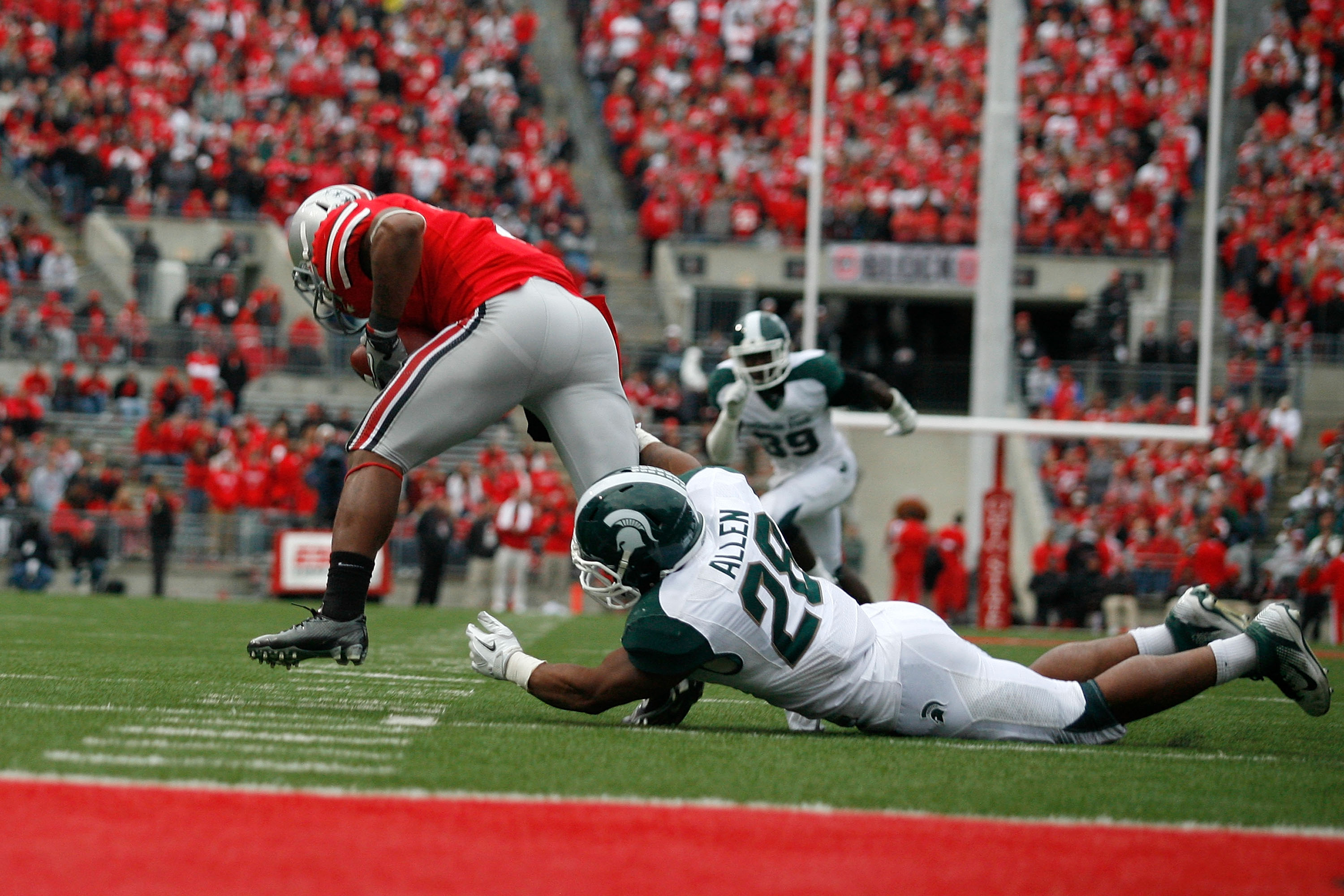Michigan State Football: 5 best game in series history vs ...