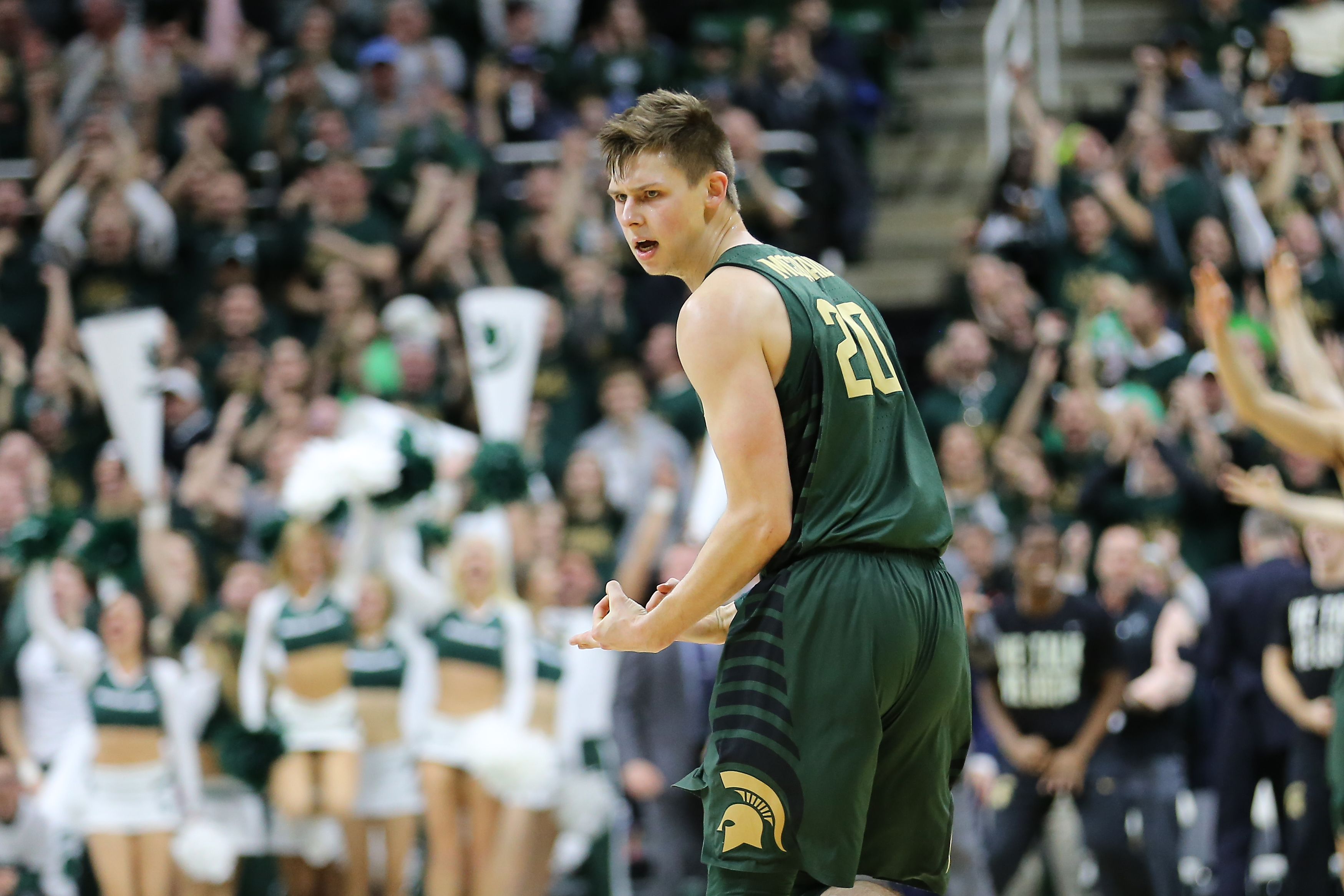 Michigan State Basketball: 5 bold predictions vs. Ohio State in Week 9 - Page 2