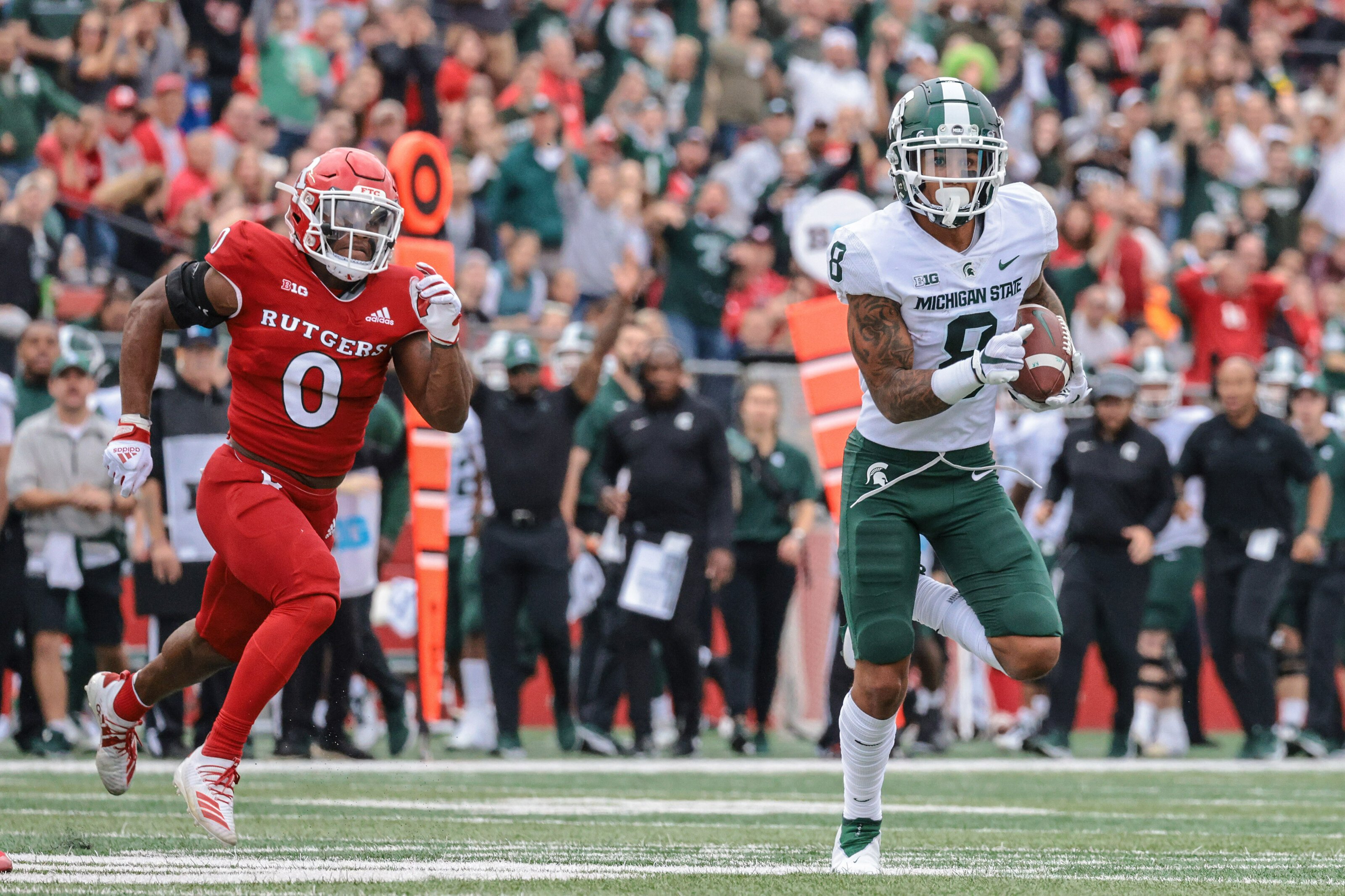 Michigan State Football: 3 takeaways from huge win at Rutgers in Week 6 -  Page 3